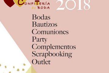Catalogo bodas bautizos comuniones 2018 Valladolid
