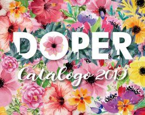 Catalogo Bodas comuniones bautizo Valladolid 2019 Doper