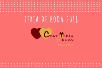 Confitería de Boda en la Feria de Boda en Valladolid